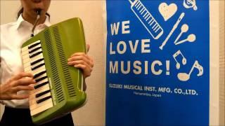 鍵盤リコーダー アンデス25F -鈴木楽器製作所-