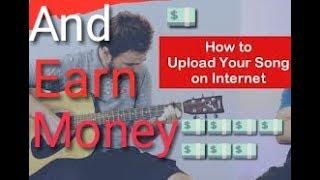 Upload song mr jatt.com & pagalworld.com and earn money💵💵💵