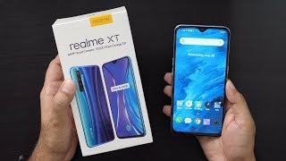 Realme XT World's First 64MP Smartphone Unboxing & Overview