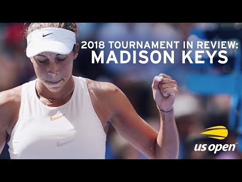 2018 US Open In Review: Madison Keys