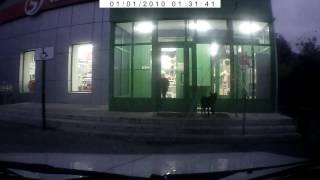Магазин Пятерочка г.Усмань(Собака достала уборщицу., 2016-11-09T07:53:42.000Z)
