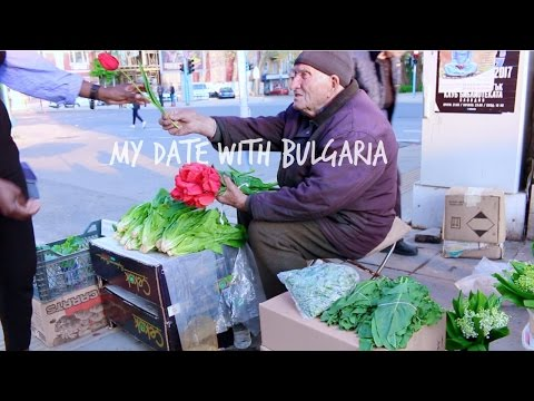 MY DATE WITH BULGARIA| TRAVEL VIDEO, EXPLORE MY CITY , MONTAGE