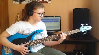 Patrice Rushen - Forget Me Nots (Bass Cover)