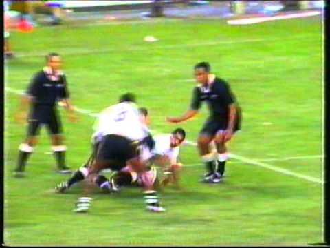 New Zealand v Fiji 1995