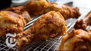 Make-ahead Buttermilk Fried Chicken | Melissa Clark Recipes | The New York Times
