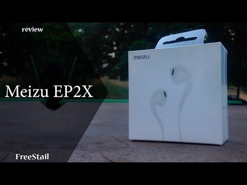 MEIZU EP2X - отличные бюджетные проводные наушники