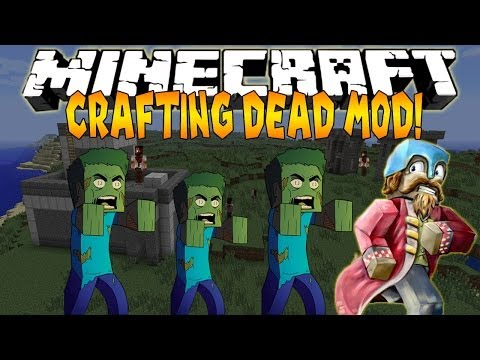 Full download minecraft crafting dead mod for xbox 360 for Crafting dead mod download