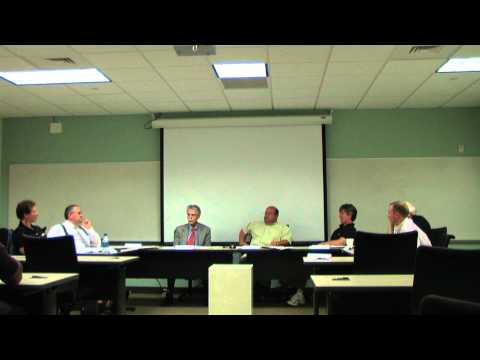 Achievement House Charter School Board Meeting 08/17/2010 pt 5/6