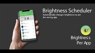 Brightness Manager