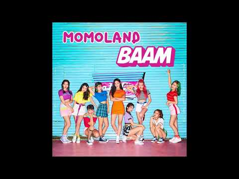 MOMOLAND (모모랜드) - BAAM [MP3 Audio] [Fun to The World]