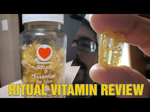 Download RITUAL VITAMIN REVIEW!! ARE THEY ANY GOOD?!