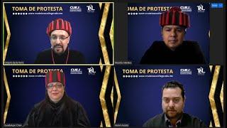 Toma de Protesta del Mtro. Aaron Alfredo Acosta Vega