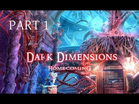 WALKTHROUGH DEMO - DARK DIMENSIONS 5: HOMECOMING PART 1