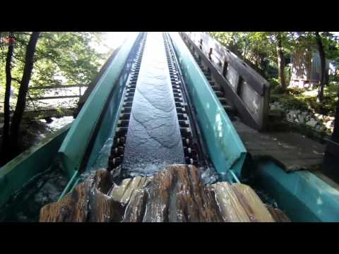 Tiroler Wildwasserbahn Europapark Rust   V0LLM!LCHs Tube Visions (2012-08-14)