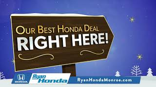 Ryan Honda - Happy Honda Days - Civic Specials