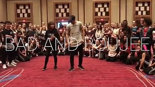 ''BAD AND BOUJEE'' - Migos Dance | Bailey Sok & Matt Steffanina | @MattSteffanina Choreography