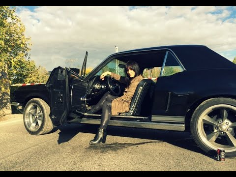 Pauline Andres - Drive Like Steve McQueen (Official Video)