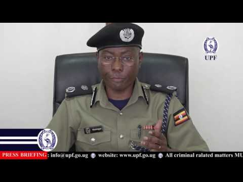 Uganda Police Human Rights