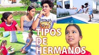 TiPos De HERMANoS | TV Ana Emilia