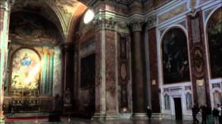 イタリア養生プログラム・ローマ編 サンタ・マリア・デランジェリ・エ・デイ・マルティーリ聖堂 2015年05月
