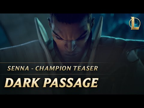 New teaser all but confirms that Senna is the next League of Legends champion
