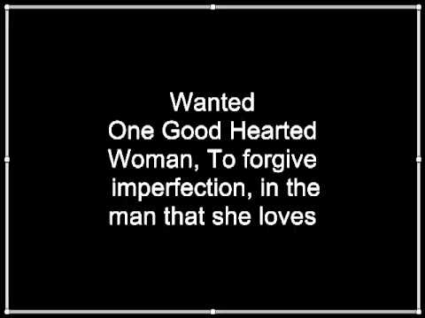 wanted BY alan Jackson Lyric's