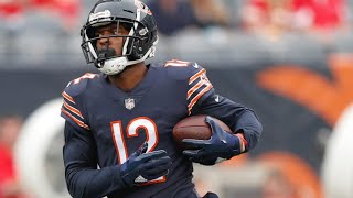 What should the chicago bears do with allen robinson this offseason?