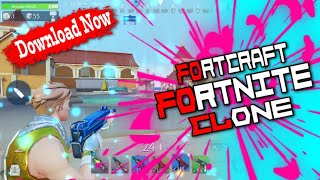 🔥🔥Creative Destruction(Fortnite/Fortcraft) Download For Android🔥🔥|| Best Fortnite/Fortcraft Clone