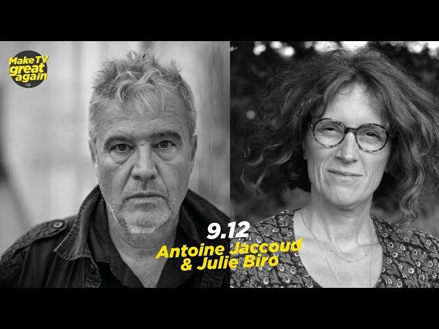 Make Tv Great Again S1 E15 - Tonight Julie Biro & Antoine Jaccoud