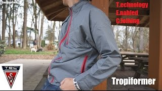 Tropiformer: Tech Enabled Jacket with 22 Pockets