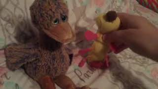 Dinky learns to drive 2 - super mucinex Alli