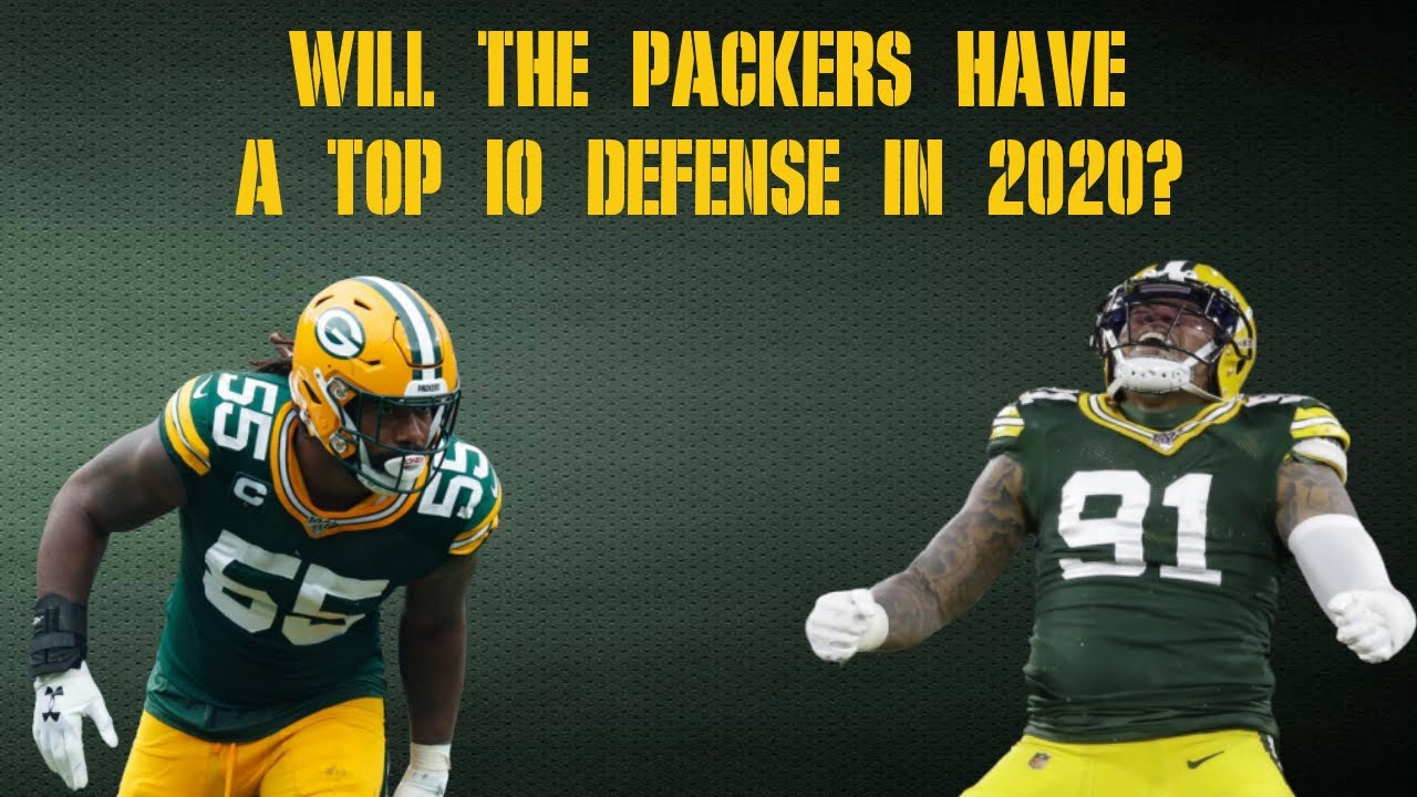 Will the Packers Have a Top 10 Defense in 2020?