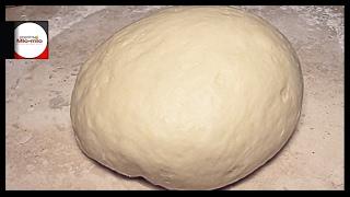 Пышное дрожжевое тесто  / Как делать сдобное тесто  / Выпечка
