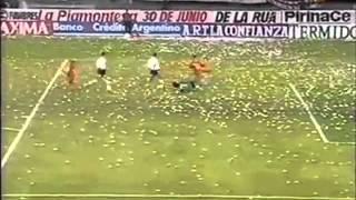 River Plate vs America de Cali - Final Libertadores 1996 (Partido Completo)