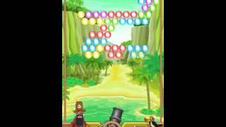 Game Pirate Bubbles