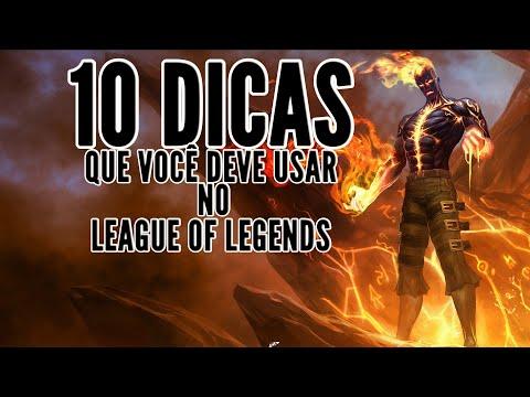 10 Dicas Que Você Deve Usar No League Of Legends