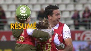 Stade de Reims - Châteauroux (4-0)  - Résumé - (REIMS - LBC) / 2017-18