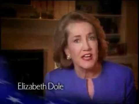 "Elizabeth Dole U.S. Senate 2002 ""Social Security"""
