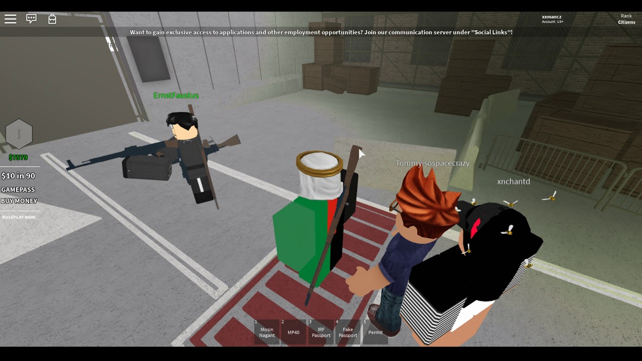Papers Please Roblox Glory To Arstotzka By Dagamer