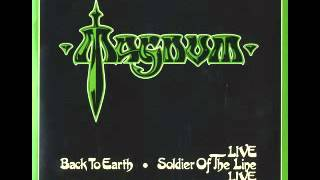 Magnum - Soldier of the Line (live 1982)