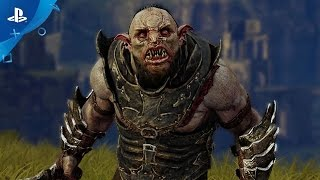 Middle-earth: Shadow of Mordor - Game of the Year Edition - 4K Trailer | PS4