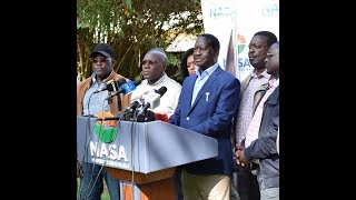 Raila rules out a third election; to announce new move next week
