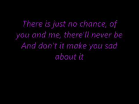 Justin timberlake cry me a river lyrics