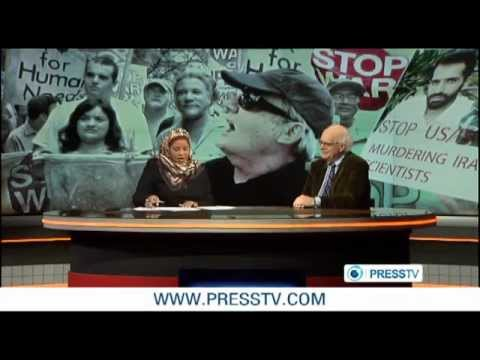 "Webster Tarpley in Iran: ""US wages wars to avoid dollar collapse"""