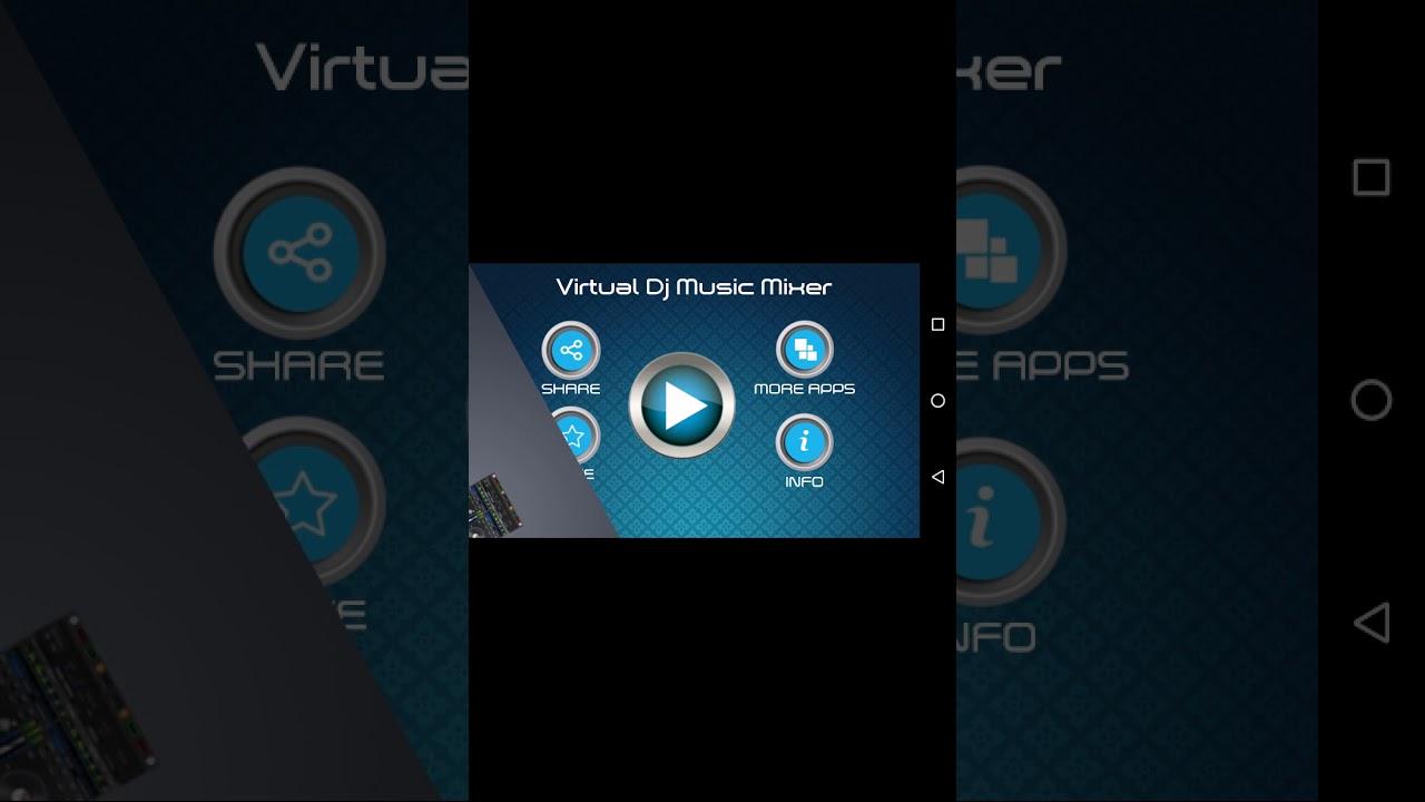 Virtual music mixer | Virtual DJ Mixer Pro For PC Free Download