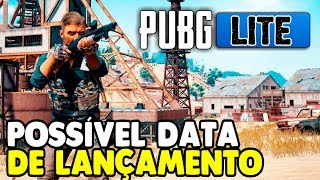 PUBG LITE Possible Release Date For Android