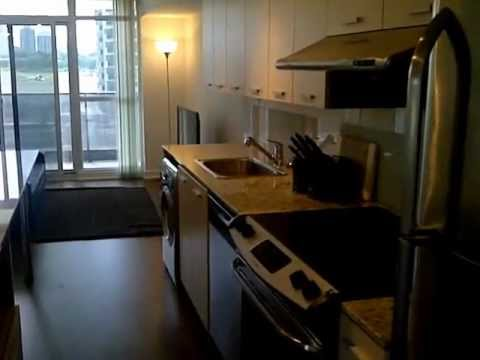 33 Singer Ct, North York - 2 Bedroom & Private Office - Furnished Short Term Rentals