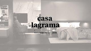 Feria habitat Valencia 2018 Lagrama