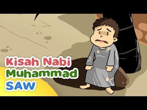 Kisah Nabi Muhammad Saw Dengan Anak Yatim Di Idul Fitri Kartun Anak Muslim Youtube