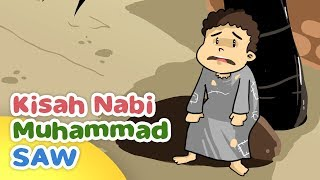 Kisah Nabi Muhammad SAW dengan Anak Yatim di Idul Fitri - Kartun Anak Muslim